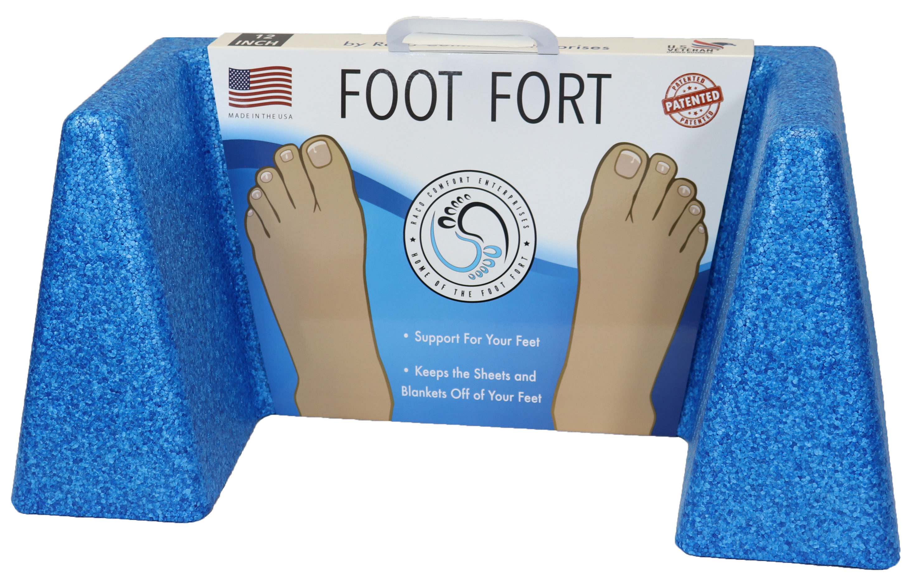 box foot fort